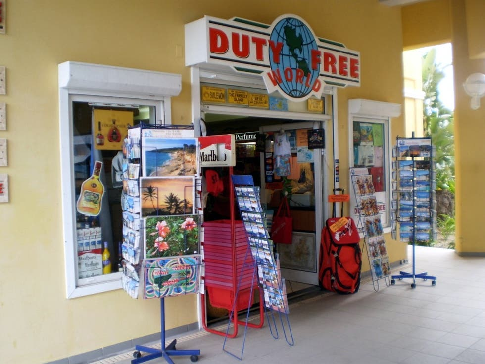 Tienda en Harbour Point Village - Duty Free World