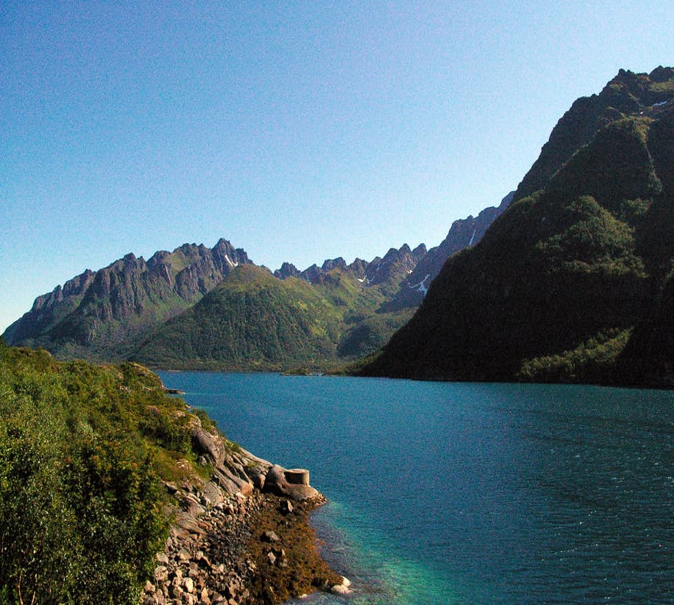 Azul en Sigerfjord