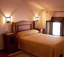 Sala en Casa Rural Jacinto