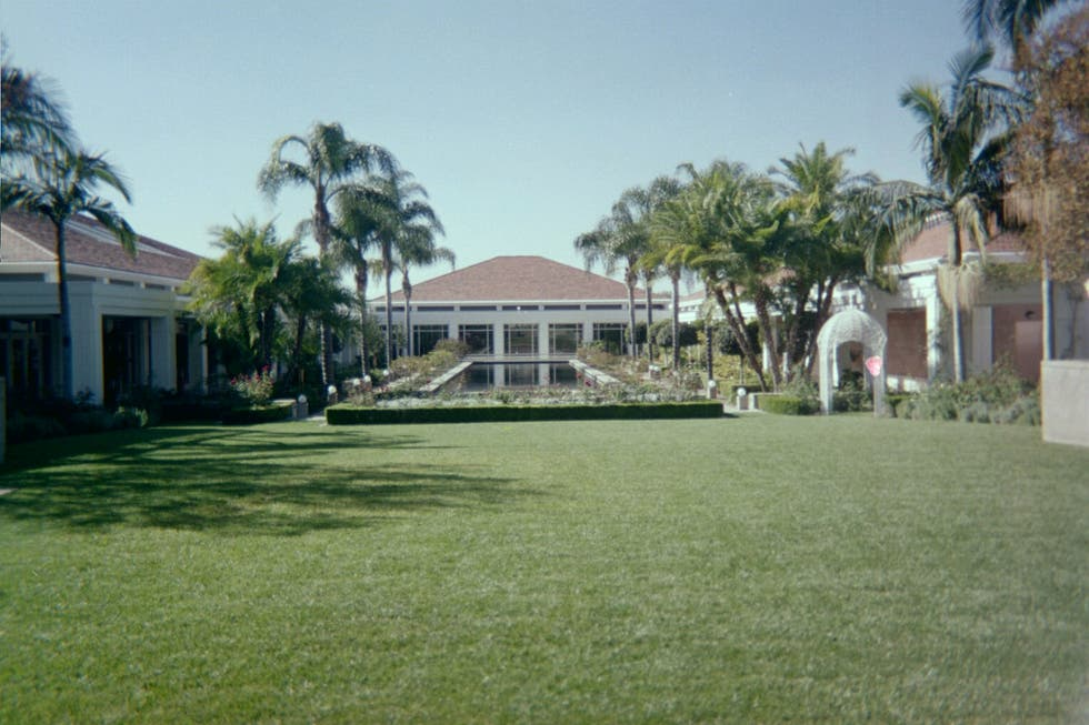 Finca en The Richard Nixon Library & Museum