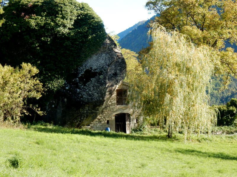 Cottage in Annot