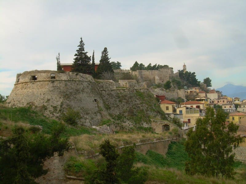 Town in Nafplion