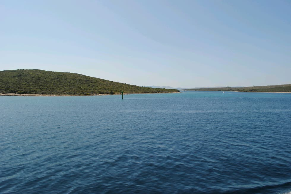 Sea in Otok