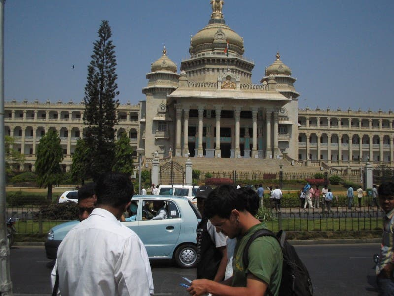 Palace in Bangalore