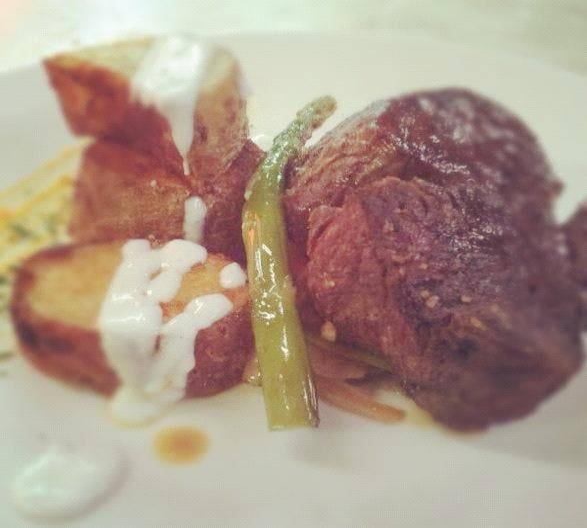 Carne en Caney