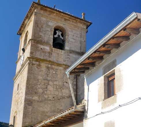 Edificio en Iglesia parroquial de San Juan Bautista