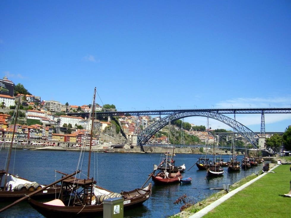 Vacation in Vila Nova de Gaia