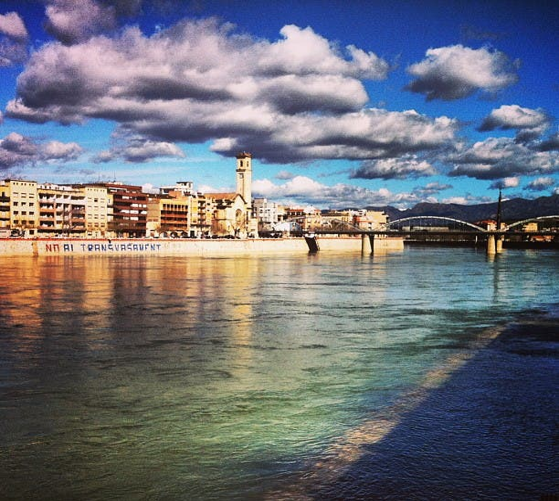 Mar en Tortosa