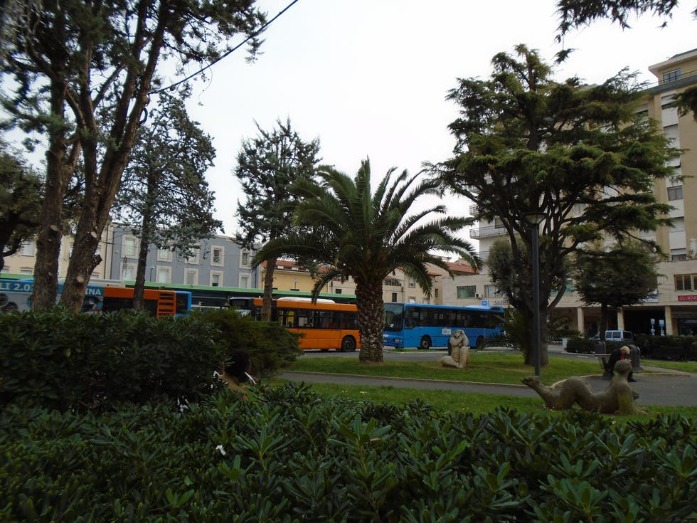 Resort en Plaza de la Libertad