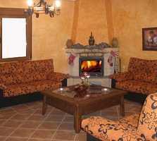 Sala en Casa Rural La Higuera