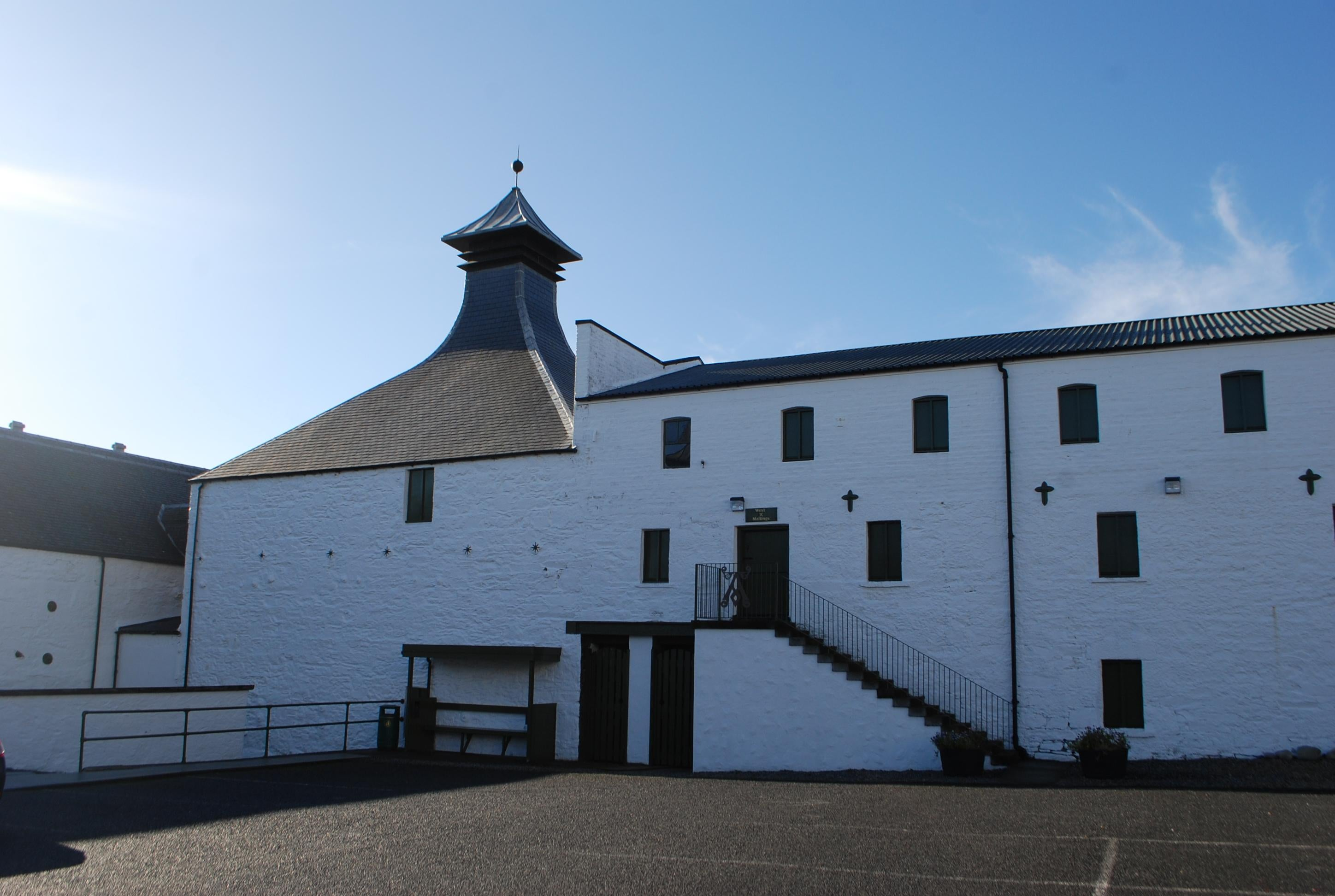Architecture in Islay
