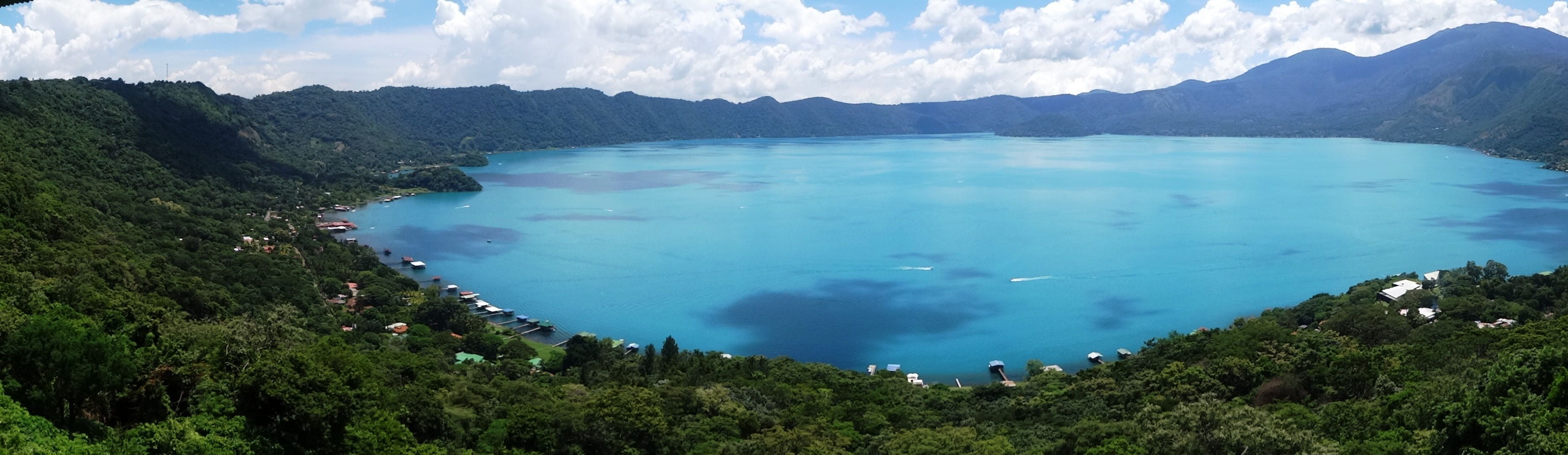 Water Resources in Lake Coatepeque