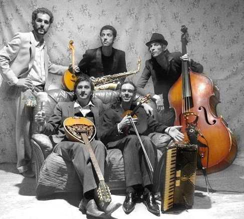 Musicien à Soullans