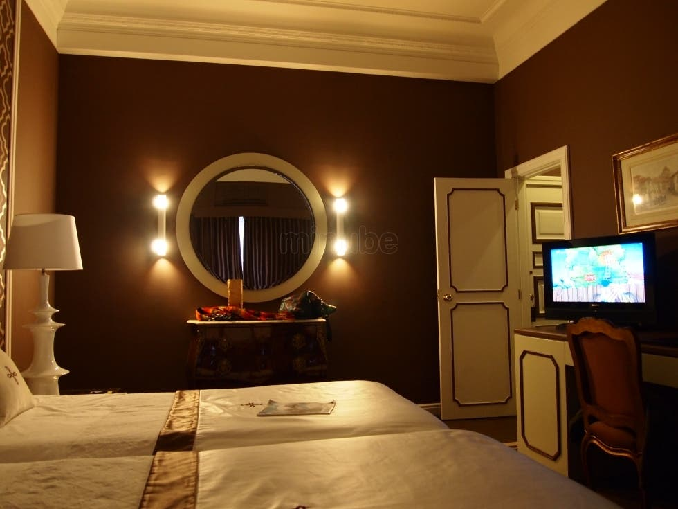 Photos de salle hotel infante de sagres small luxury for Small leading hotels of the world