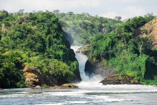 Body Of Water in Murchison Falls National Park