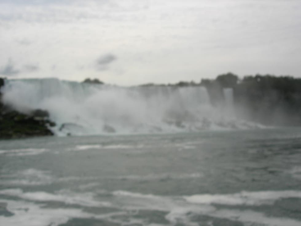 Deportes en Las cataratas canadienses del Niagara, Niagara on the Lake, Canada
