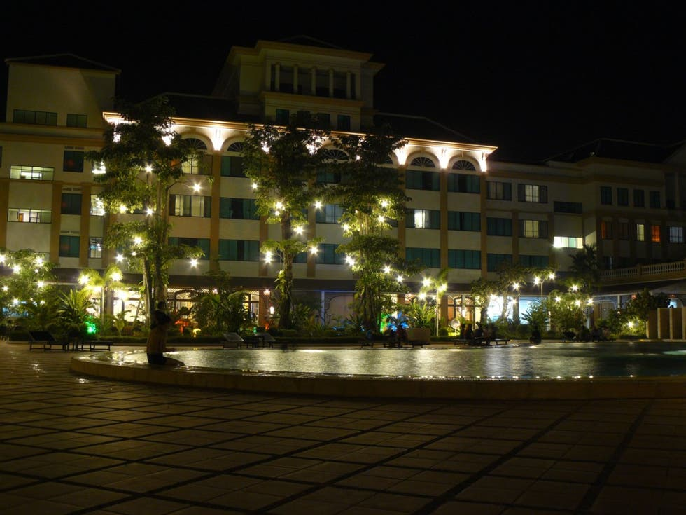 Pacific Hotel And Spa Siem Reap