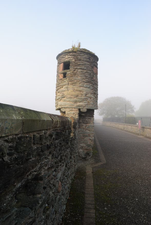 Tower in Londonderry
