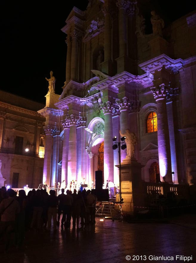 Music Venue in Siracusa