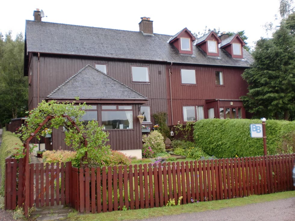House in Aviemore