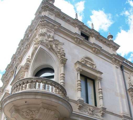 Emblemático en Palacio Arzobispal