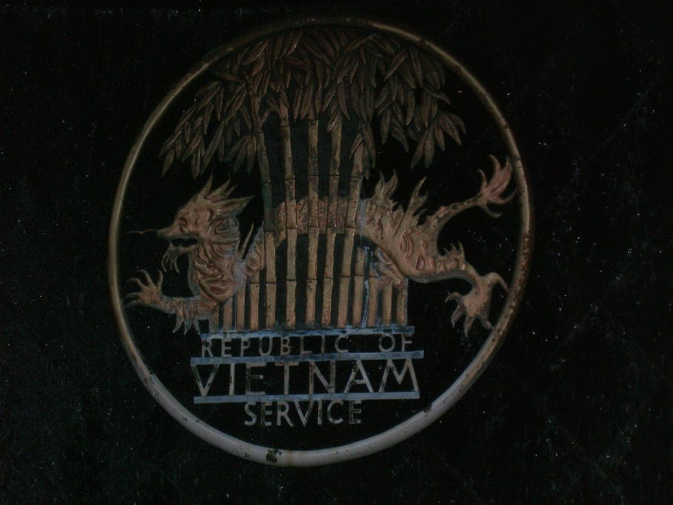 Moneda en Vietnam Veterans Memorial