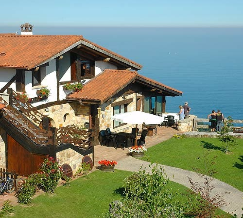 Fotos de mar en casa rural agroturismo maddiola san sebasti n 6898331 - Casas pais vasco ...