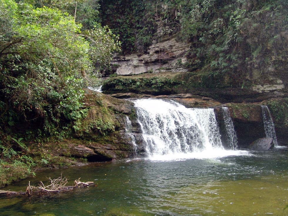Body Of Water in Caquetá