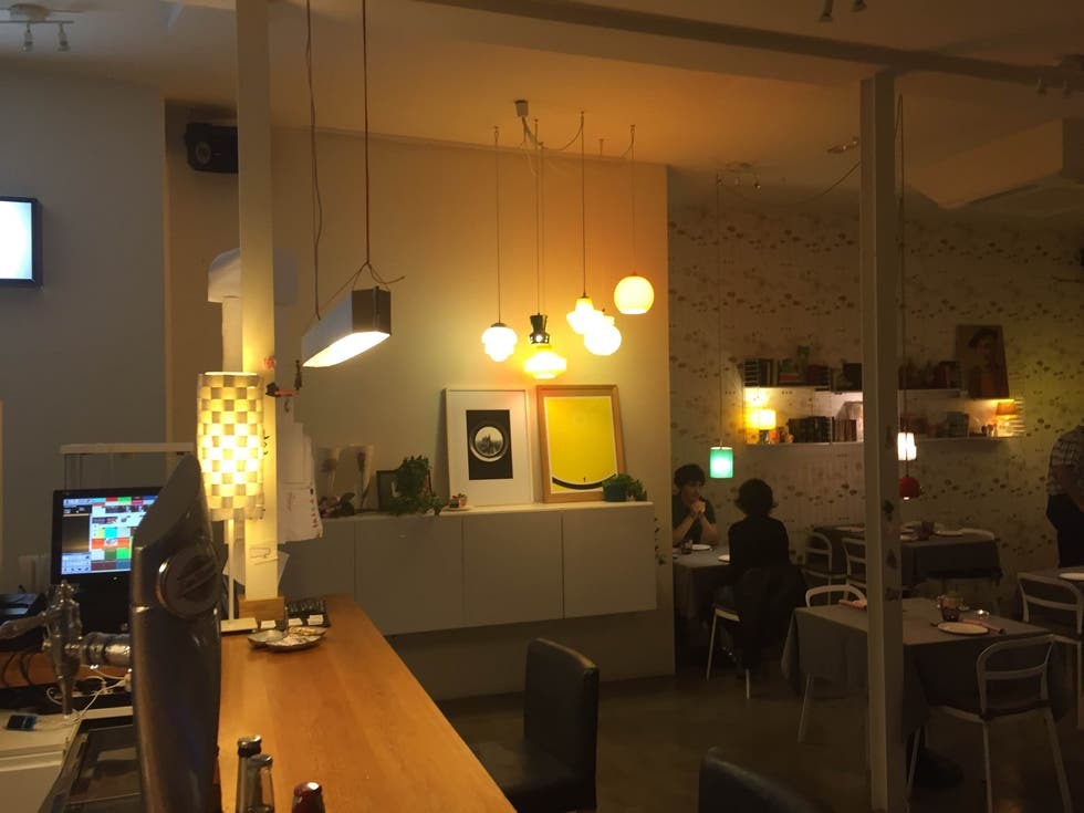 Restaurante en Magnolia Bar