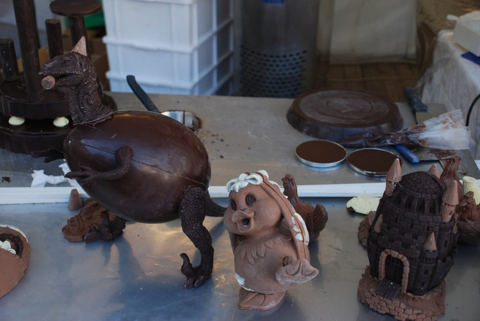 Arte en Chocolando in Tour - Ascoli