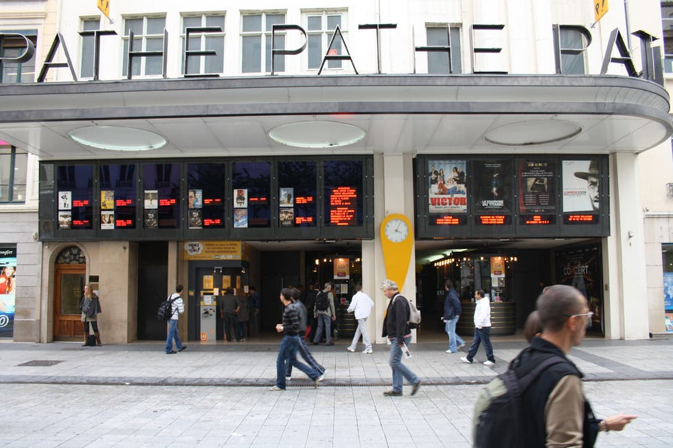 Arcada en Cine Pathé Bellecour