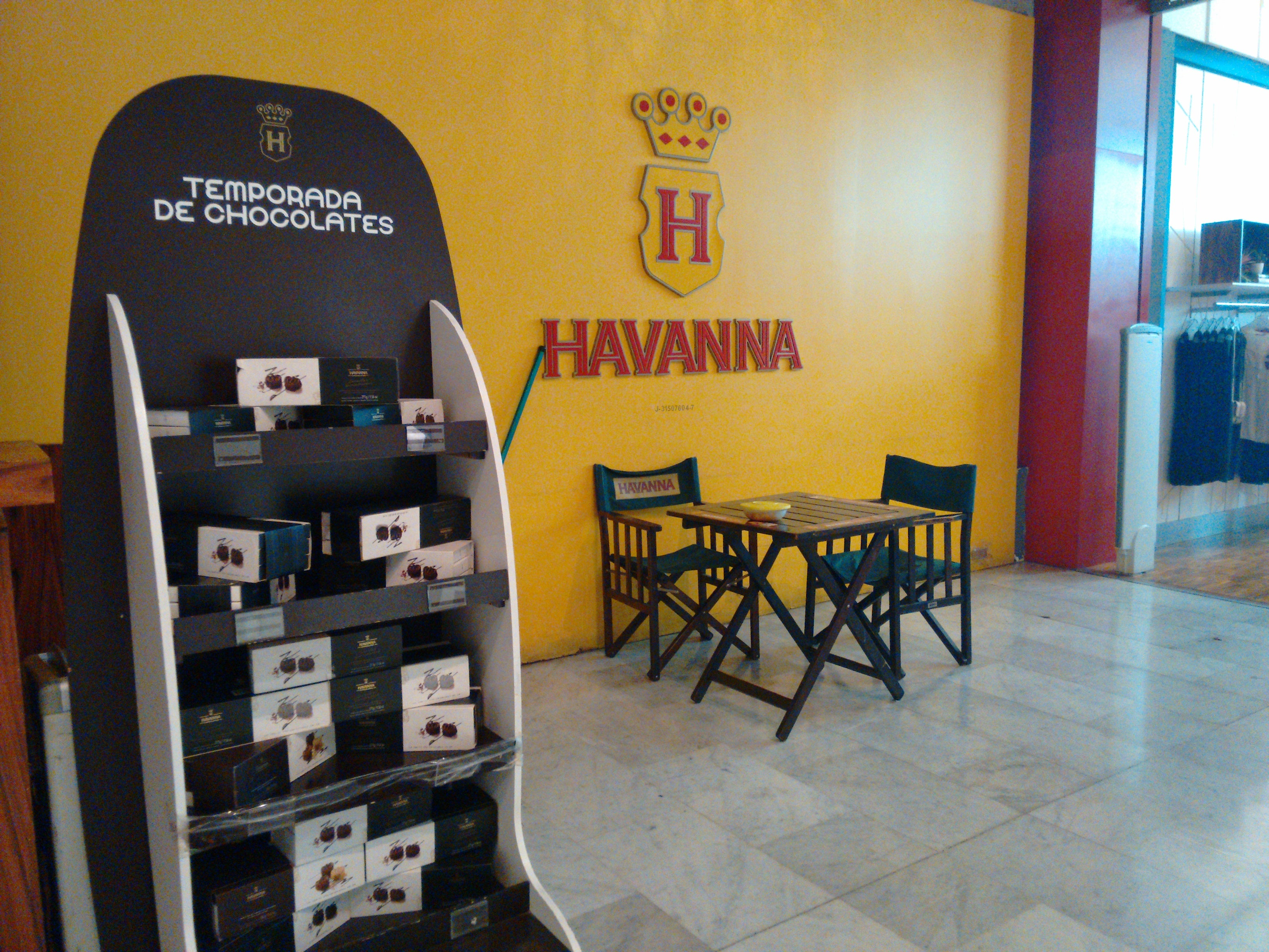 Tourism in Havanna Cafe