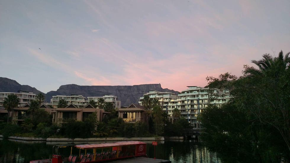Canal en Hotel One&Only Cape Town