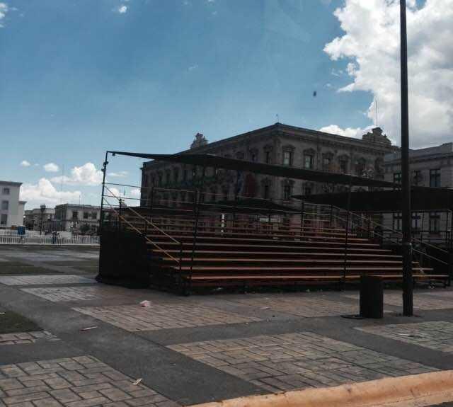 Arquitectura en Museo Casa Chihuahua