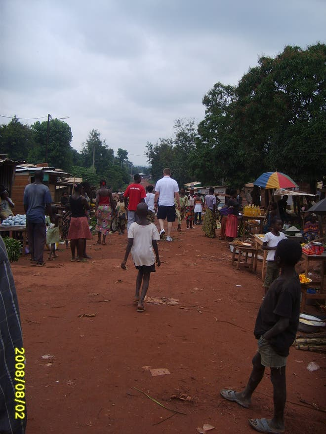 Sports in Central African Republic