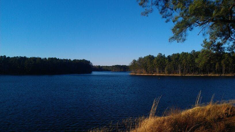 Lake in Abbeville
