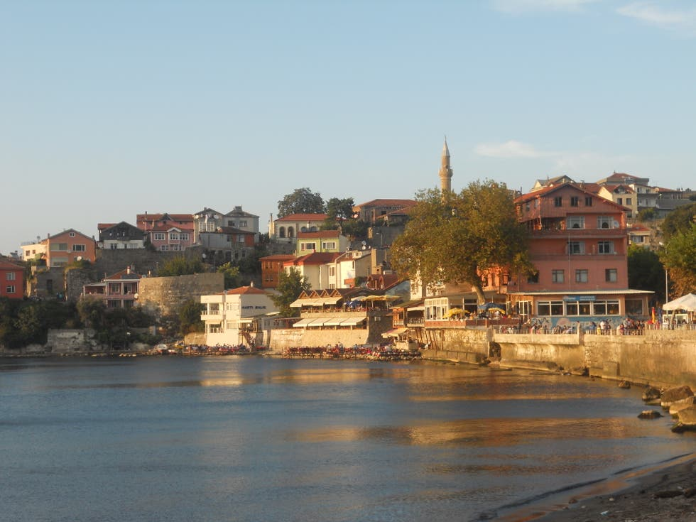 River in Amasra