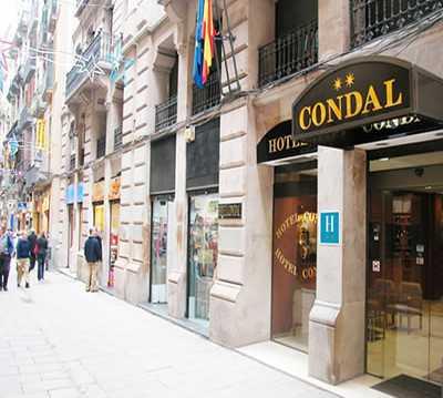 Tienda en Hotel Condal