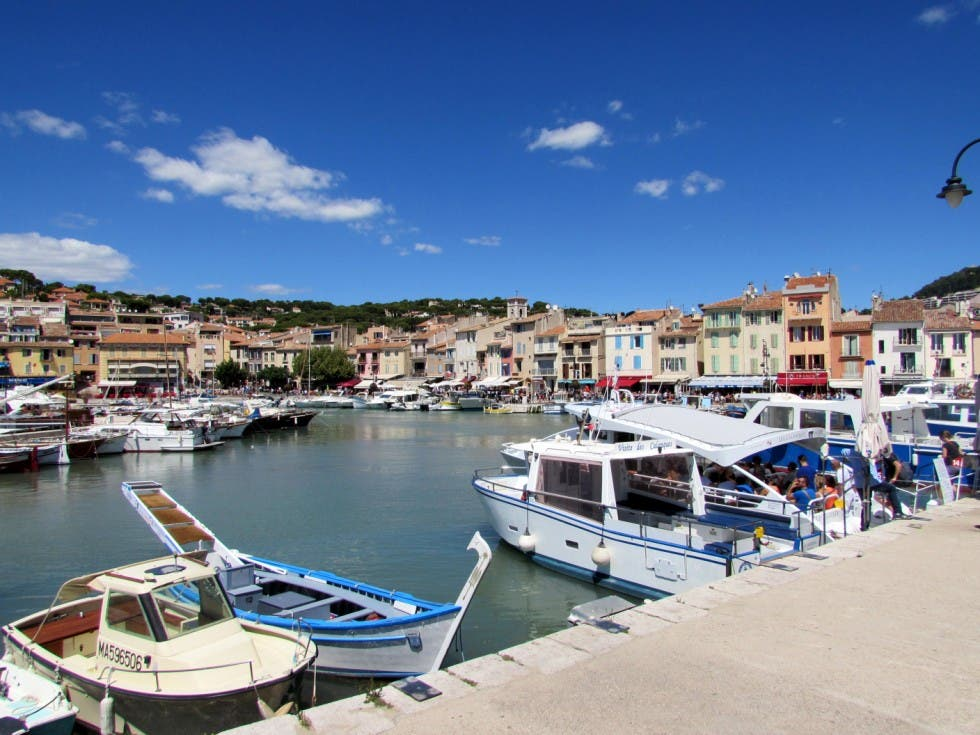 Vacation in Cassis