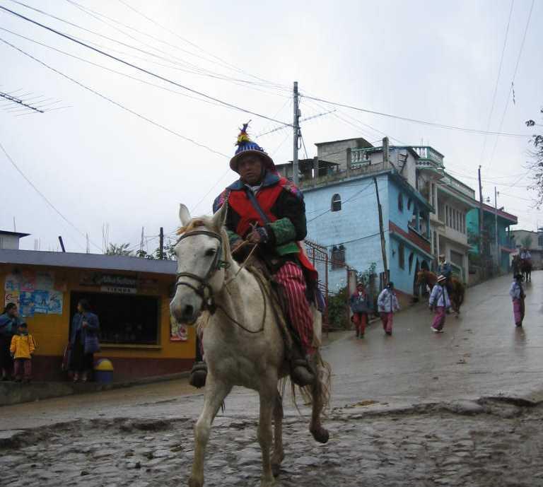 Equitación en Todos Santos Cuchumatán