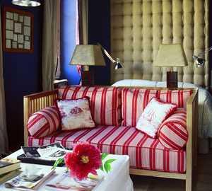 photos de textile casa howard guest house residenza d 39 epoca florence 926431. Black Bedroom Furniture Sets. Home Design Ideas
