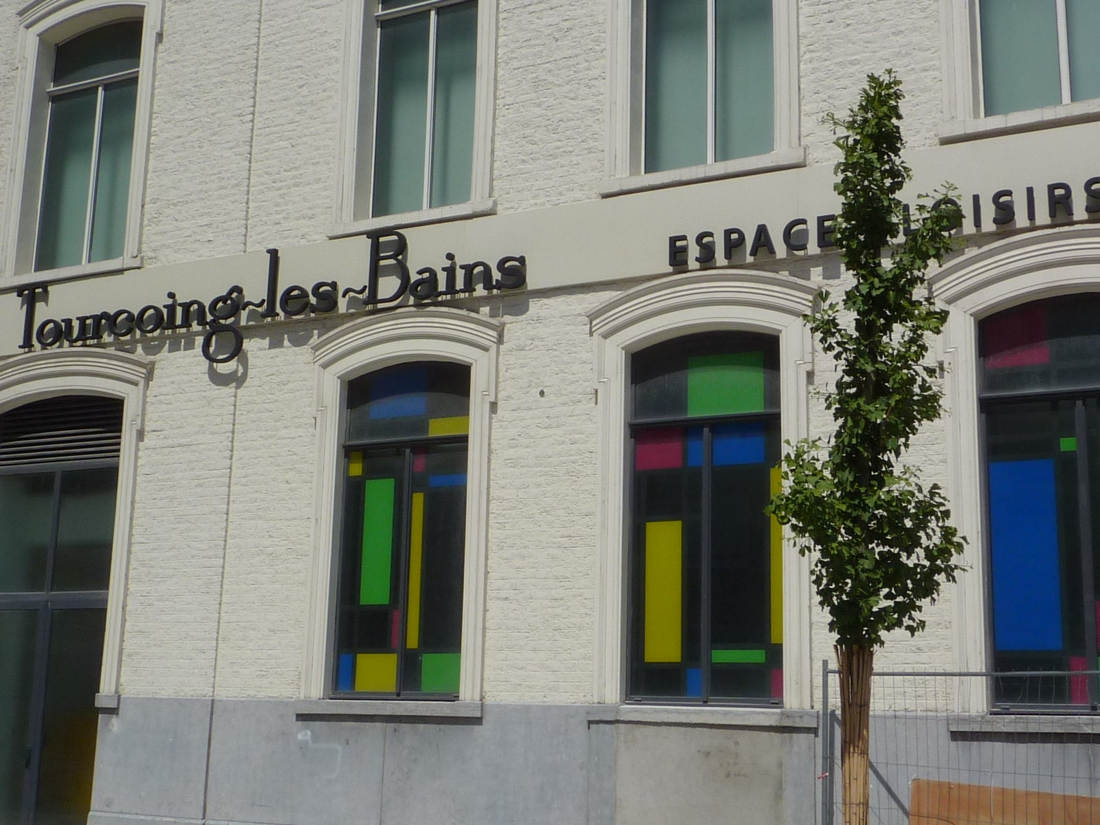 Green in Tourcoing