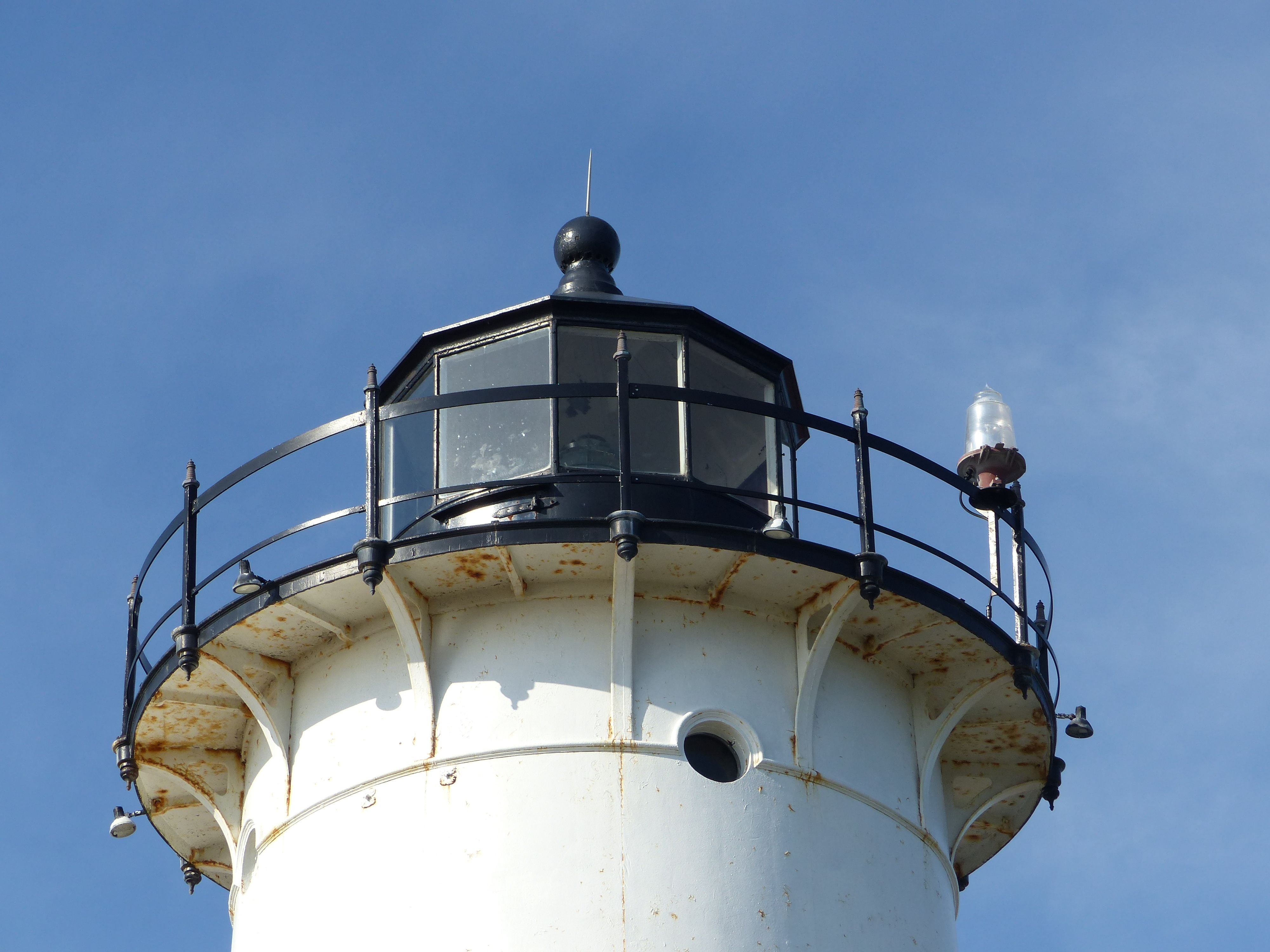 Control Tower in Woods Hole