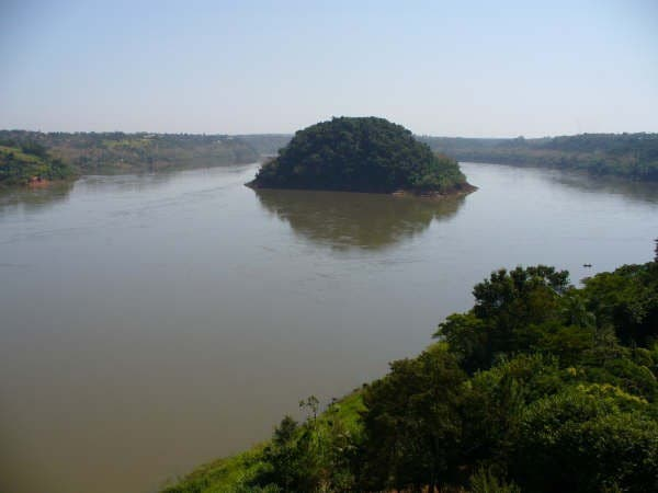 Body Of Water in Paraguay