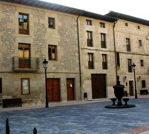 Town in La Puebla de Arganzón