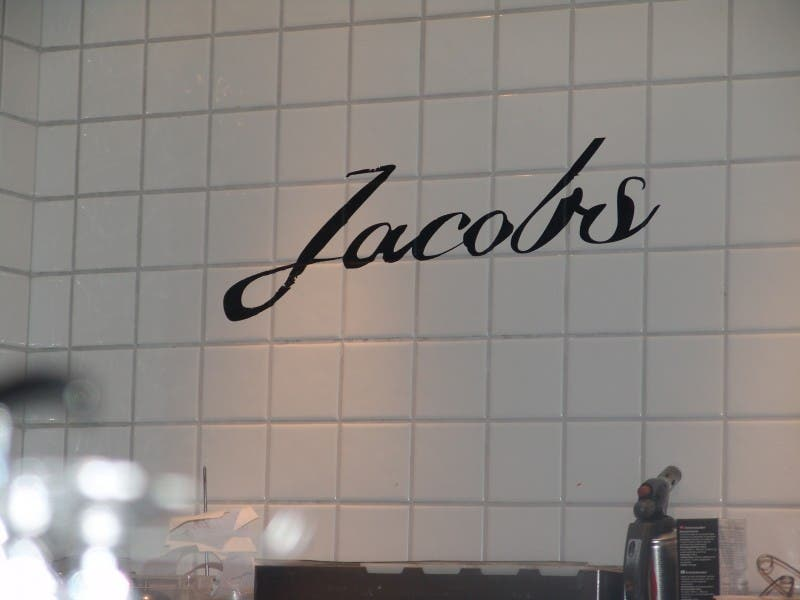 Pared en Jacobs