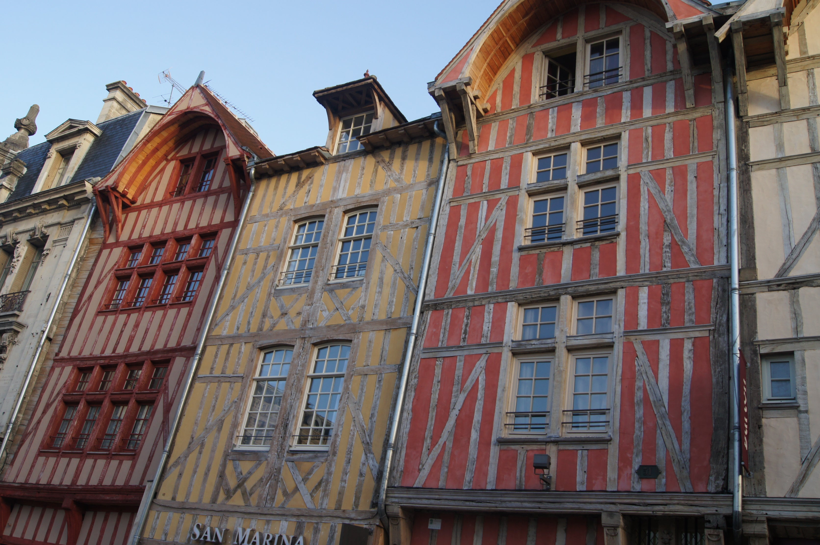 Rosso a Troyes