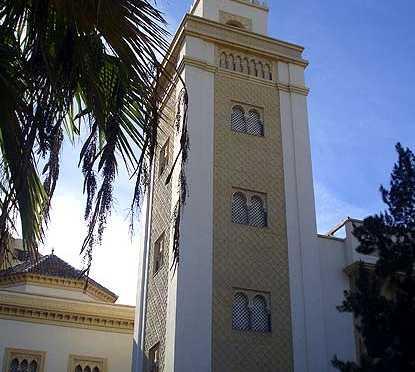 Edificio en Mezquita de Málaga