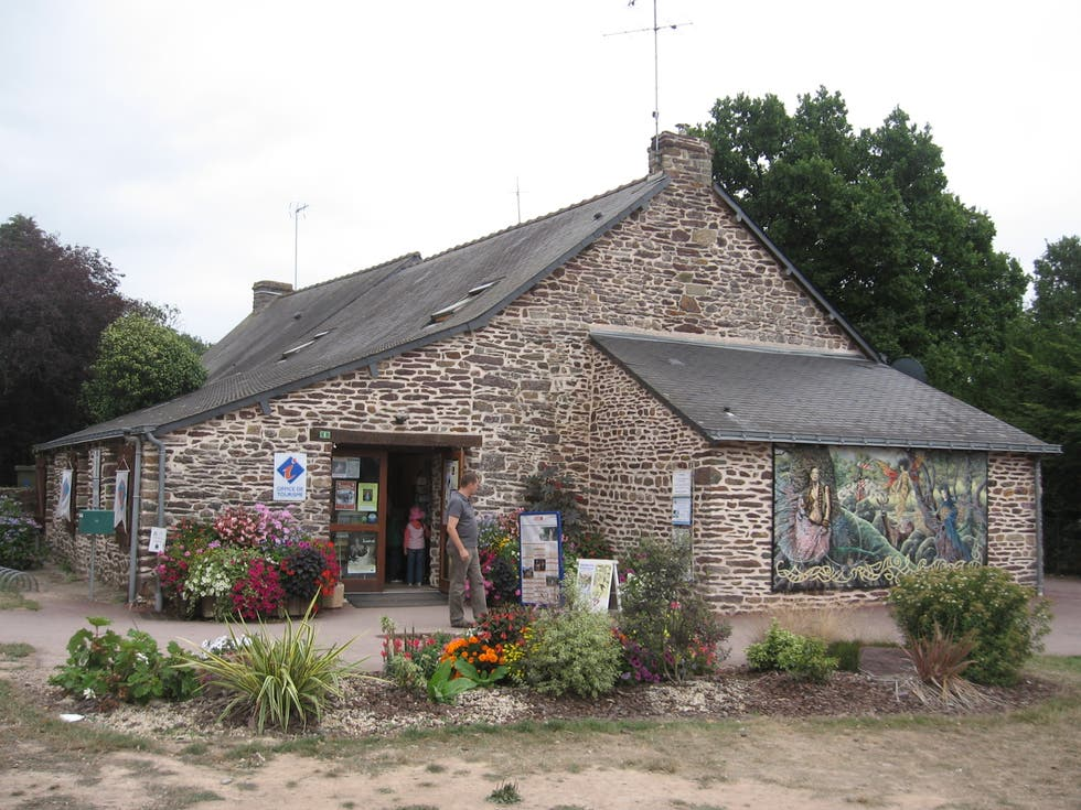 Maison à Office du tourisme