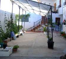 Plaza en Casa Rural La Peñata